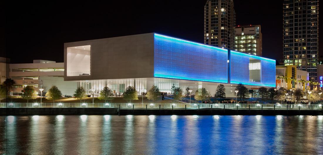 Visit the Tampa Museum of Art