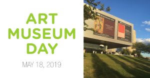 Art Museum Day, May 18, 2019