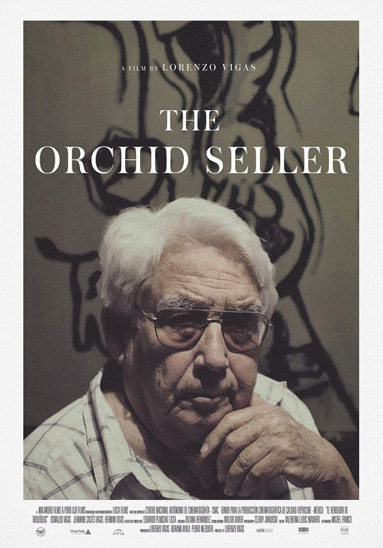 The Orchid Seller Movie Poster