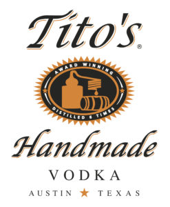 Tito's Handmade Vodka. Austin, Texas